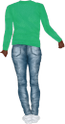 Female skin tone 2